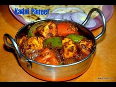 How to Make Kadai Paneer Mumbai Restaurant Style - Easy Cook with Food Junction - YouTube