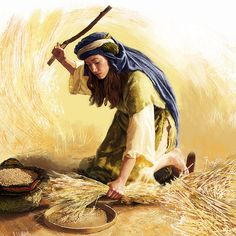 """Ruth in the Bible, """"An Excellent Woman"""" 