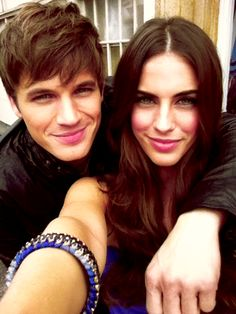 90210! too many attractive people on this show, but I can't stop watching!