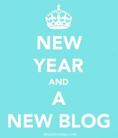 New Year Inspiration via A Beach Cottage | #quotes #inspiration #bloggingtips