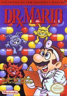Dr-Mario-NES, Nintendo