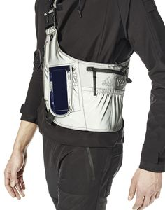 21st Century. The Future is Now! Y-3 SPORT CROSSBODY BAG TASCHEN unisex Y-3 adidas