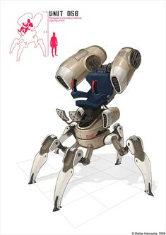 Taupe robot