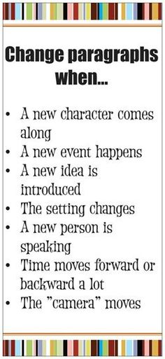 Major Character Characterization -list (SOURCE: anikaandaj.deviantart.com)       5 Ways to Keep Characters Consistent (…