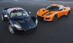 Die handgebauten Lotus Modelle für individuelleKundenwünsche Von dem Lotus Design Team entwickelt und für alle neuen undbisherigen Lotus Modelle erhältlich..