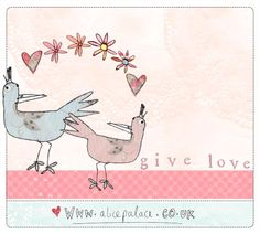 give love [no.104 of 365]