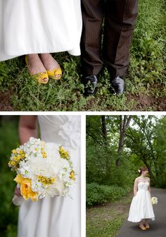 yellow wedding shoes photo by www. Yellow Wedding Shoes, Shoes Photo, Wedding Inspiration, Wedding Ideas, Replant, Farm Wedding, Wedding Decorations, Ivory, Bridesmaid