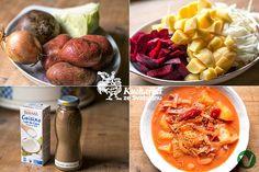 Kuchařka ze Svatojánu: SNÍDAŇOVÁ POLÉVKA Cantaloupe, Fruit, Soups, Food, Essen, Soup, Meals, Yemek, Eten