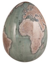 Egg No. 139 - 'The Egg Projection' by Bellerby Globemakers