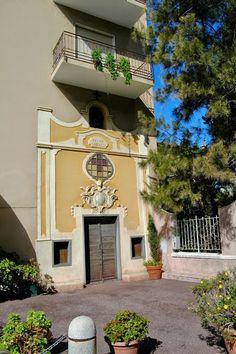 Bordighera (IM), Capella del Carmelo (fine XVIII sec.)