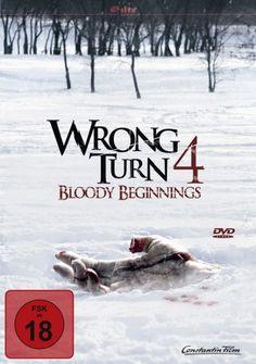 Wrong Turn 4 - Bloody Beginnings ( 2011 ) 6,5 von 10