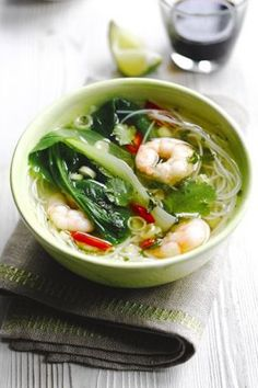 Simple Noodle Soup | Jamie Oliver