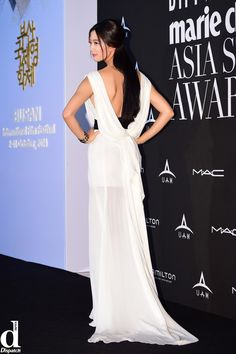 클라라 Clara: BIFF with Marie Claire Asia Star Awards