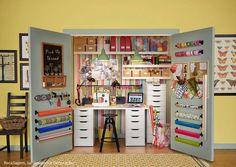 De mayor quiero tener un taller así de bonito :) | María SinRemedio