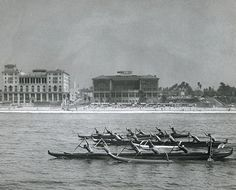 Outrigger Canoes Waikiki