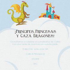 El Dragon-Celebra con estilo con las invitaciones y tarjetas virtuales de LaBelleCarte: www.LaBelleCarte.com