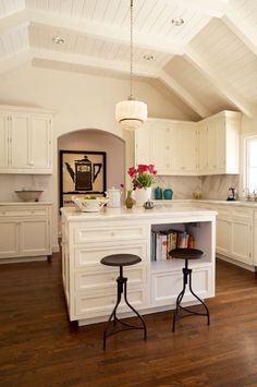 1000 images about paint on pinterest benjamin moore for Bone white kitchen cabinets