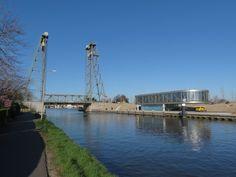 Alphen aan den Rijn: Centrale brugbediening