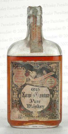 Old Lewis Hunter Whiskey - American Medicinal Spirits