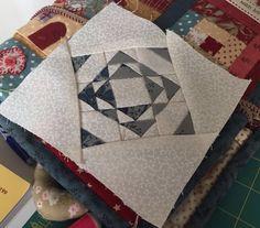 tutorial patchwork dear jane - LA VIDA EN PATCHWORKLA VIDA EN PATCHWORK