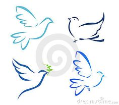 Flying Dove tattoo ideas