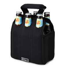Look what I found at UncommonGoods: Six Pack Cooler Tote for $27.95