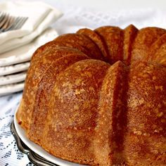 Perfect Pound Cake is buttery and sweet, with a hint of vanilla. This cake is rich, with the flavor of shortbread cookies, but is still light as a feather. Fancy Desserts, Just Desserts, Dessert Recipes, Baking Desserts, Dessert Ideas, Delicious Desserts, Cheap Clean Eating, Clean Eating Snacks, Cupcakes