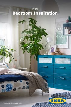 Add Some Color To Your Bedroom This Spring! Brightly Colored Furniture  Makes A Bold Statement