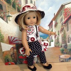 REDUCED American Girl Doll Clothes  Out on by NanaDorysCreations, $22.00