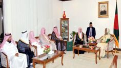 Vice President of the Holy Mosque and the Prophet's Mosque Dr Mohammad Bin Nasser Bin Mohammad Al Khuzaim on Wednesday highly lauded the role of Prime Minister Sheikh Hasina for further deepening the ties between Bangladesh and Kingdom of Saudi Arabia (KSA) saying his country would continue to work with Bangladesh for promotion and spread of Islam.