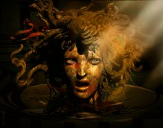 "Andrew Finnie- ""The Head of Medusa"""