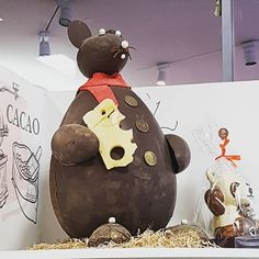 0afb67f06d Chocolate Mouse in Raanana Israel #travel #chocolate #raanana #israel  #travelionx Chocolate