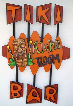tiki bar sign 2 - mada signs - Signs Never Sleep   Flickr - Photo Sharing!