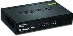 8-Port TRENDnet Gigabit GREENnet Switch $20 + Free Shipping