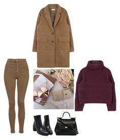 """Bring Me The Horizon – Blasphemy"" by honeyaty ❤ liked on Polyvore featuring Dolce&Gabbana and Topshop"