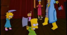 10 Classic Horror Movie Parodies From 'The Simpsons' Treehouse Of Horror