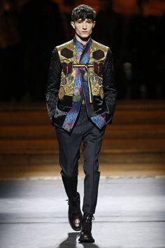 Dries Van Noten | Menswear - Autumn 2016 | Look 24