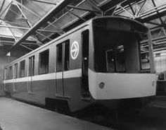 First Montreal metro