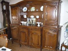 Buffet style Louis XV.