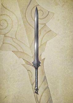 Sam's Sword by DanPilla