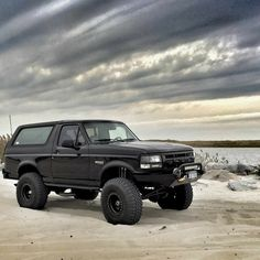 Submit a pic of your Bronco - Web page 69 - Ford Bronco Discussion board Suv Trucks, Ford Pickup Trucks, Ford 4x4, Lifted Ford, Diesel Trucks, Lifted Trucks, Cool Trucks, Ford Bronco 1996, Ford Motor Company