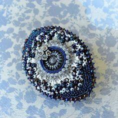 Tamarchi / G�ante bleue - spona do vlas�