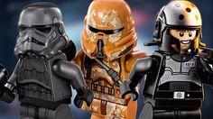 Les nouvelles sorties Lego Star Wars 2015 (Calendrier Avent inside…)