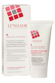 Le Maadr A Glikolowy 15% peeling