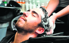 Give New Style for Your Hair with a Hair Make over Package. Get Hair Cut + Hair Gel + Styling + Shampoo in just At Cut N bangs in mohali. Wavy Hair, New Hair, Your Hair, Men's Hair, Get Thicker Hair, Mens Shampoo, Hair Transplant Surgery, Oily Scalp, How To Get Thick
