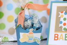 Stampin' Up! Something for Baby Bundle -Stampin' Up! Fry box Jeanna Bohanon