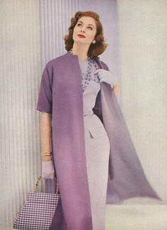 February Vogue 1955
