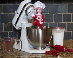 Cooking | 33 Genius Elf On The Shelf Ideas