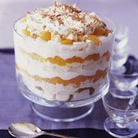 Trifle au verre