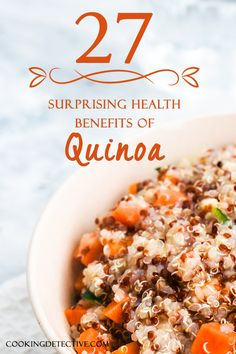 Quinoa has been a superfood for the last 5000 years because of its incredible health benefits. The Incan people utilized Quinoa for its warriors because they believed it gave them superhuman powers. Yep, you read that correctly, superpowers. The reason why all those Incan warriors felt, so superhumanly isn't supernatural per se, but the result...Read More »